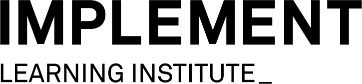 Logo Implement Learning Institute PNG
